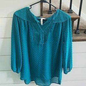 Women's Matilda Jane blouse top, size small